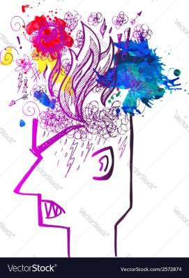 profile-of-man-full-of-angry-thoughts-vector-2572874